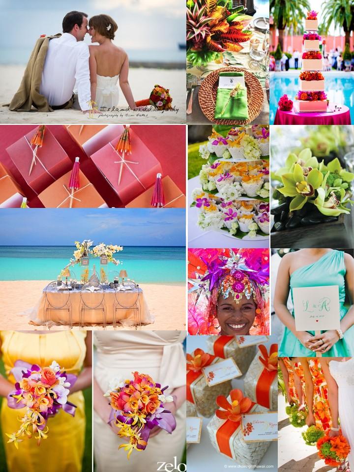 Sizzling Tropical Beach Wedding Ideas Weddings In Surrey